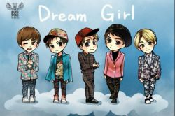 shinee-Dream Girl