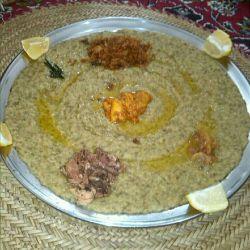 ماش،غذای سنتی بلوچستان