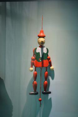 موزه عروسک (پینوکیو)