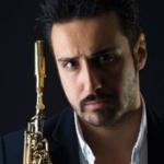 حامد نصر - خواننده - نوازنده کلارینت و ساکسیفون و فلوت