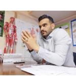 دکتر نوید منصوریان فیزیولوژیست ورزشی