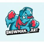 snowman._.art