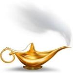 چراغ جادو(MAGIC LAMP)