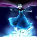 (Elsa Queen of Arandal(frozen love