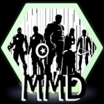 کامیک ویدیو (MMD)