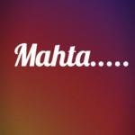 .....Mahta